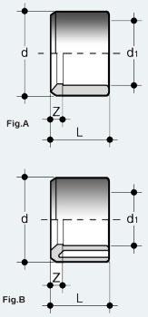 Переходное кольцо ПВХ (DIV)